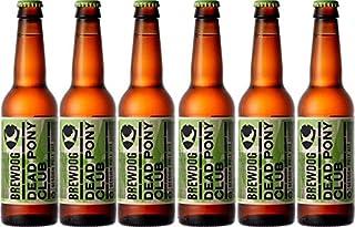 BrewDog (ブリュードッグ) デッドポニークラブ 瓶 [ ペールエール イギリス 330mlx6本 ]
