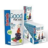 Fruittella Good For You Mix Energia Bio, Snack di Semi, Frutta Secca e Disidratata Biologi...