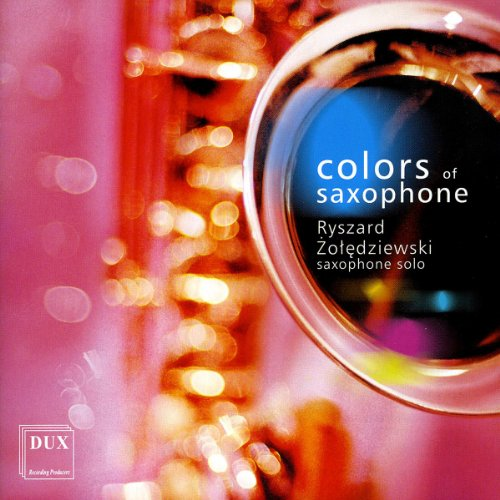 Colors of Saxophone - Musik für Saxophon