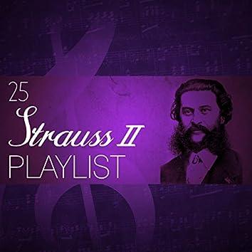 25 Strauss II Playlist