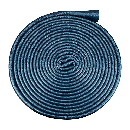 Isolierschlauch Rohrisolierung PEX Isolierung 10m Blau 15 18 22 28 35 varianten (35 mm / 6 mm)