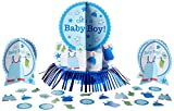 Amscan Shower with Love Baby Boy Table Decorating Kit, Multi Sizes, Multicolor