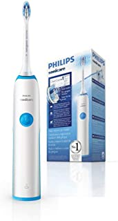 Philips Sonicare CleanCare+ Rechargable Toothbrush HX3212 White/Blue