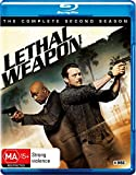 Lethal Weapon: Season 2 Blu-Ray   Region B