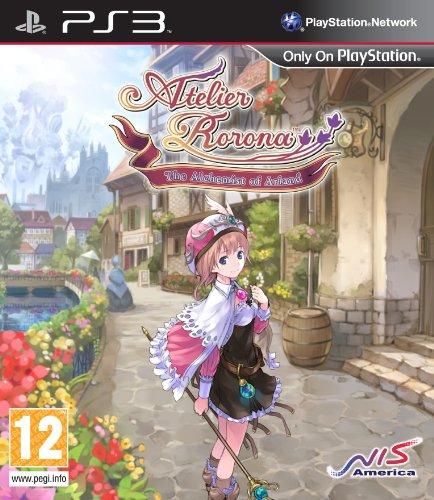 Atelier Rorona: The Alchemist of Arland (PS3) [Edizione: Regno Unito]