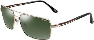 Fashion Driving Mirror Retro Colorful Sunglasses Retro Couple Half Frame Metal Frame Sunglasses Retro (Color : E)