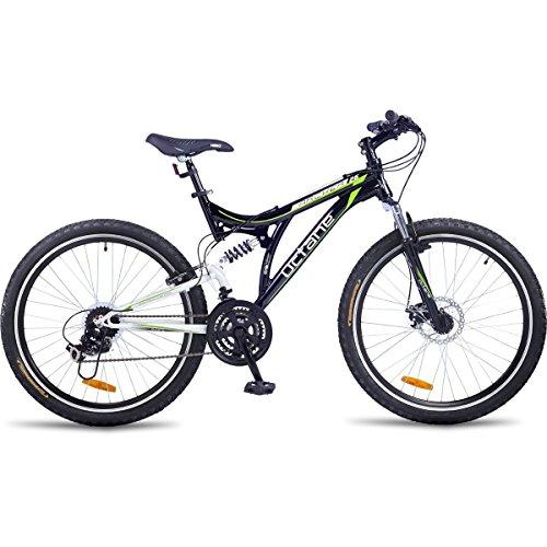 Hero Octane Archer 26T 21 Speed Mountain Cycle (Black)