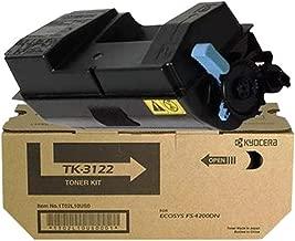 Cartucho de toner Kyocera 1T02L10US0 modelo TK-3122 para