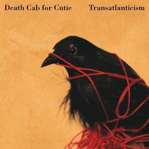 Transatlanticism by Death Cab for Cutie (2003) Audio CD