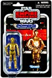 Star Wars 3.75 inch Vintage Figure C-3PO