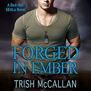 Forged in Ember audiobook cover art