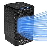 SZHWLKJ Portable del calentador de espacio, Ventilador de estufas,...