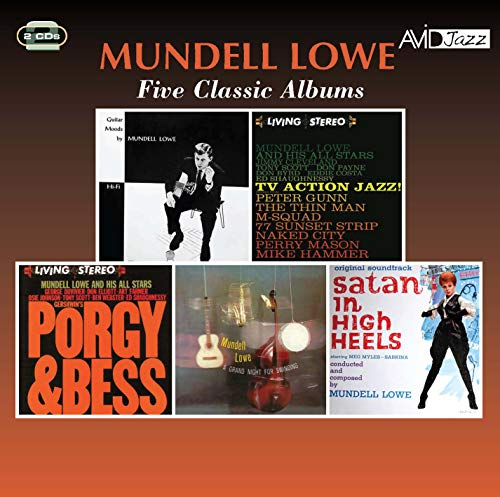 Guitar Moods / TV Action Jazz / Porgy & Bess