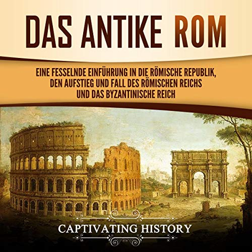 Das Antike Rom [Ancient Rome] cover art