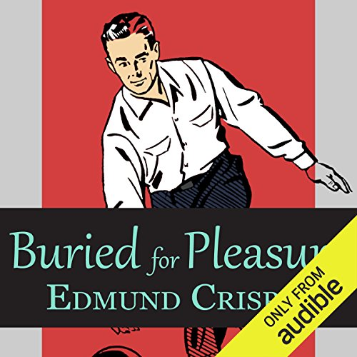 Buried for Pleasure audiobook cover art