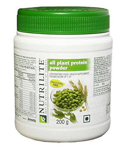 Amway NUTRILITA Proteína Todas las Plantas 200 Grm ⭐