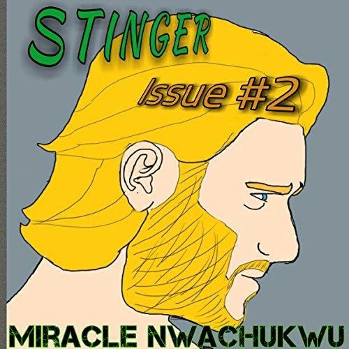 Stinger: Issue #2 audiobook cover art