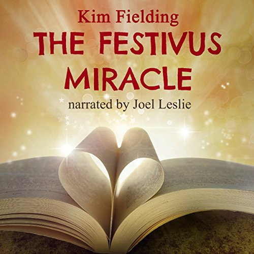 The Festivus Miracle audiobook cover art