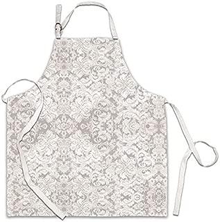 Michel Design Works Cotton Chef Apron, Earl Grey
