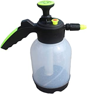 DOITOOL Pneumatic Watering Can PP Durable Portable 2L Manual Spray Bottle Pressure Mister Sprayer Watering Equipment for F...