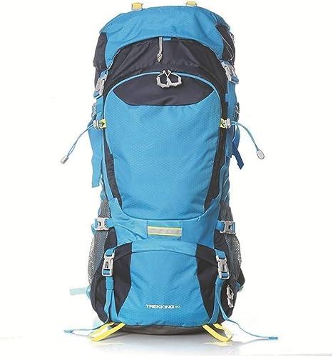 AJZGF Sac à Dos de randonnée Sac à Dos de randonnée surdimensionné pour Le Camping Sac à Dos de Camping (Couleur   C)