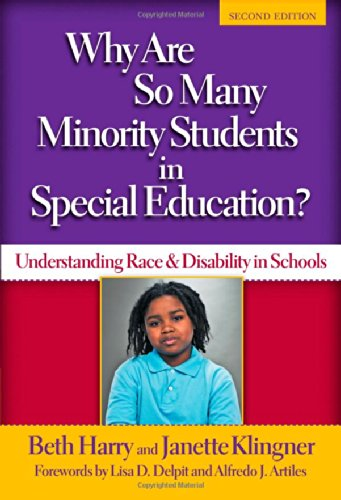 Compare Textbook Prices for Why Are So Many Minority Students in Special Education?: Understanding Race and Disability in Schools 2 Edition ISBN 9780807755068 by Harry, Beth,Klingner, Janette,Klingner, Donald