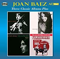 BAEZ - THREE CLASSIC ALBUMS PLUS (IMPORT)