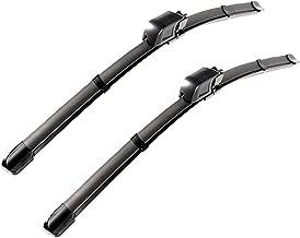 2 wipers Factory for Mercedes-Benz C CLK Class CLK320 CLK500 CLK55 C230 C240 C280 C350 2003-2009 Original Equipment Replacement Wiper Blade - 22