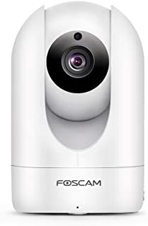 Foscam 4MP/2K HD Wireless Security Camera, Indoor 2.4/5GHz WiFi Smart Home..