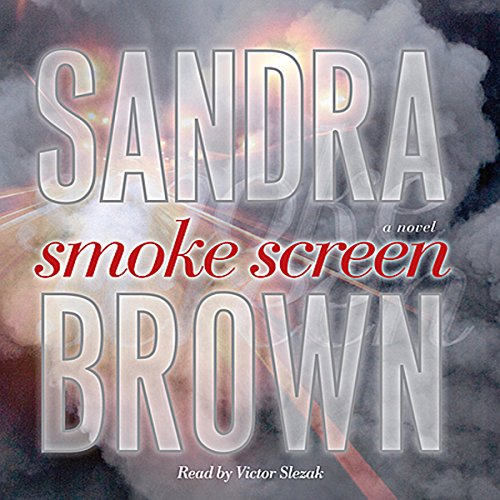 Smoke Screen Audiobook By Sandra Brown cover art