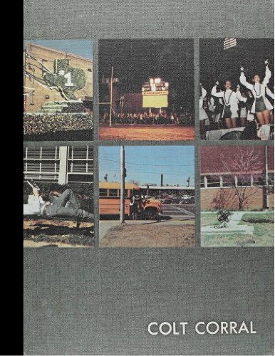 (Color Reprint) 1971 Yearbook: Arlington High School, Arlington, Texas