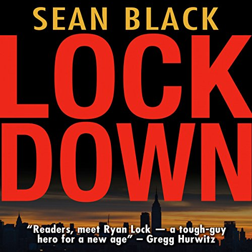 Lockdown audiobook cover art