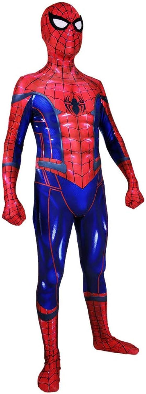 Sin impuestos SEJNGF Spider-Man CosJugar Medias Siamesas Lycra Stretch Stretch Stretch Costume Avengers Disfraz De Halloween CosJugar (no Se Pueden Separar Las Cubiertas De La Cabeza),mujer-XS  centro comercial de moda