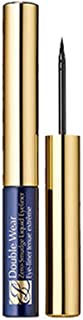 Estee Lauder Double Wear Zero Smudge Liquid Eyeliner for Women, No. 01 Black, 0.1 Ounce
