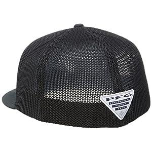Columbia Unisex-Adult PFG Mesh Flat Brim Ball Cap