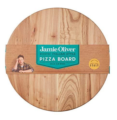 Jamie Oliver 556909 Servierbrett, Chinesische Elm
