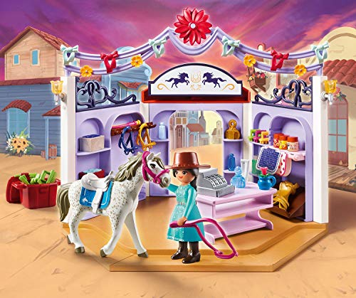 Tienda Hipica Playmobil (70695 )