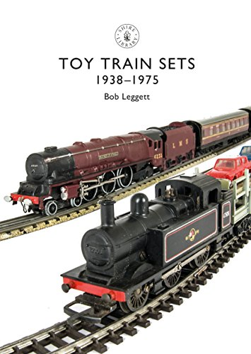 Toy Trains: 1935–1975 (Shire Library