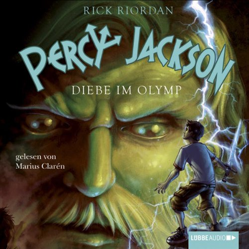 Diebe im Olymp audiobook cover art