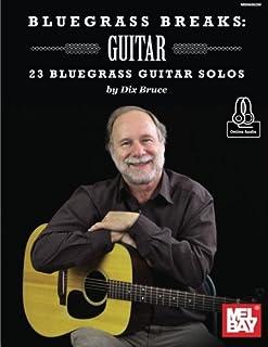 Bluegrass Breaks - Guitar: Includes Online Audio