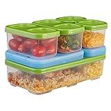 Rubbermaid LunchBlox Entrée Kit, Green 1806233