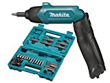 Makita DF001DW Avvitatore Kit 81 Accessori, Blu