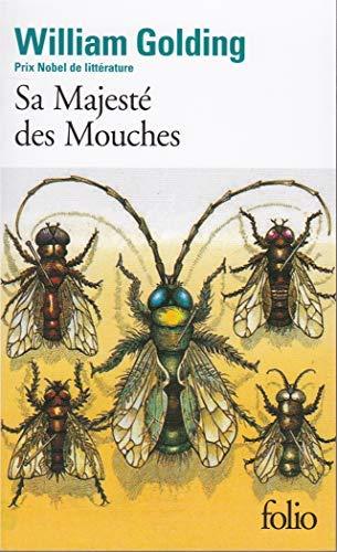 Sa Majeste des Mouches (Folio) by William Golding(1989-12-22)