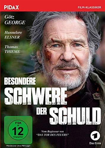 Besondere Schwere der Schuld / Brillanter Psychothriller mit Starbesetzung (Pidax Film-Klassiker)