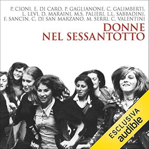 Donne nel Sessantotto cover art
