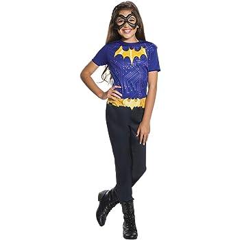 DC Comics - Disfraz de Batgirl oficial para niña, infantil 5-6 ...