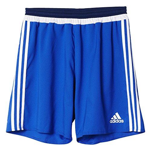 adidas Pantaloncini da Uomo Campeon 15, Uomo, Teamhose Camp 15 Shorts, Bold Blue/Dark Blue/White, XXL