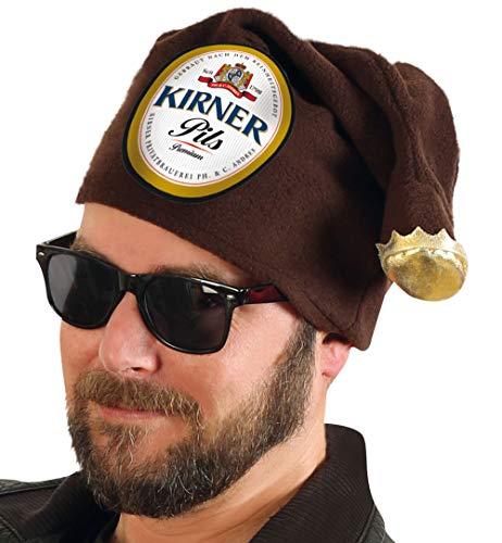 FRIES Mütze Kirner Bier, (dehnbar)