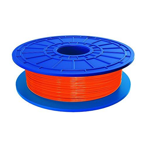 Dremel PLA Filament auf pflanzlicher Basis hergestellt, recyclebar, 1,75 mm, 3D Drucker, orange, 26153D04JA