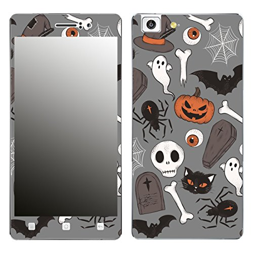 Disagu SF-106221_1213 Design Folie für Oppo R5 - Motiv Halloweenmuster 05